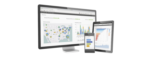 QLIK BI ПРОГРАММНОЕ ОБЕСПЕЧЕНИЕ Business Intelligence System